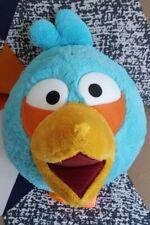 Plush  Toy Angry Birds. Original product of Rovio. 23 cm  Jay Blue Bird