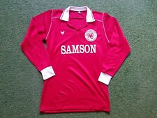 BvB Borussia Dortmund Trikot L 1978 1979 Erima Shirt Jersey Samson Rot Auswärts