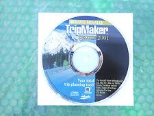 Rand McNally tripmaker deluxe 2001 (New! plain jewel case)