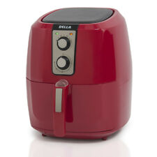 Electric Air Fryer Multi Cooker Low-Fat No-Oil Rapid Airfryer X-Large 5.8 QT NEW
