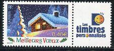 TIMBRE PERSONNALISE N° 3533A ** MEILLEURS VOEUX / LOGO TPP