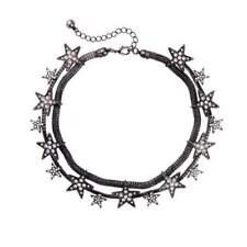 Crystal Choker Stone Fashion Necklaces & Pendants