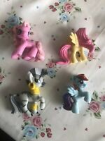 My Little Pony Lot of 4 MLP Figures
