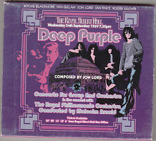 DEEP PURPLE - concerto for group and orchestra CD