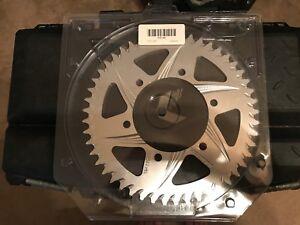 Vortex 245K-49 Solid Black 49-Tooth Rear Sprocket