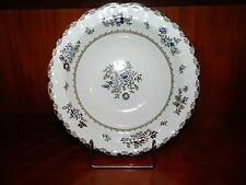 "8 3/8"" VEGETABLE BOWL - BOOTH'S ENGLAND CHINA PATTERN A8086 SCALLOPED RIM"