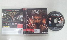 X-men Origins Wolverine Uncaged Edition Sony Playstation 3 PS3