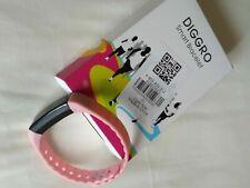 Diggro Smart Bracelet Watch Activity Tracker - Light Pink - New in box