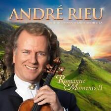 ANDRE RIEU 'ROMANTIC MOMENTS II' CD + DVD (2018)