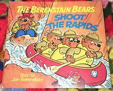 1984 Bernstein Bears Fast Food Long John Silvers Booklet