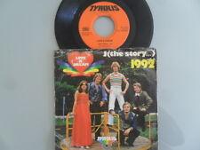 Love a Dream/I (the story) + 1992 Austria Tyrolis 7 Inch Vinyl/Single