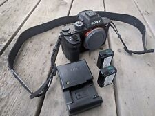 Sony a7s II DSLR, Mirrorless, E-Mount, Extra Battery, FREE Expedited Shipping