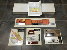 New Morton Portable Glass Shop Stained Glass Supplies Break System, Miter Vice