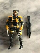 "Marvel Universe X-Men Team Weapon X Stealth Logan Wolverine 3.75"" Figure"