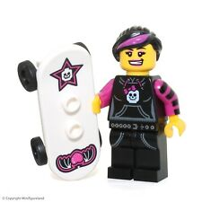 LEGO Collectible MiniFigure: Series 6: #12 - Skater Girl (Sealed Pack!)