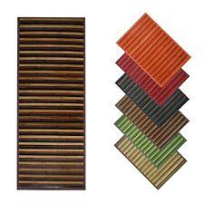 Tappeto in Bamboo Degrade' con Antiscivolo Cucina Bagno