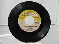 "45 RECORD 7""- BOBBY DARIN - WON'T YOU COME HOME BILL BAILEY"