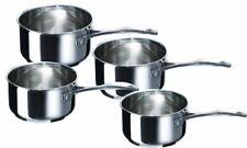 Bekaline 12066984 Chef Série de 4 casseroles en Acier I