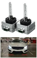 2 X 6000K HID D3S Xenon Light Bulbs Lamp D3R D3C VW KIA AUDI BMW JAGUAR BENZ