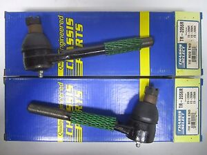 79-02 Ford Lincoln Mercury Inner Tie Rod End Pair (2) NORS TR2056R ES3494
