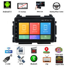 """Fit For Honda Vezel 2008-17 9"""" Android 9.1 Car Stereo Radio GPS Navigation WiFi"""