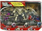 Transformers Movie Battle Damaged Transformers Exclusive Action Figure 3-Pack
