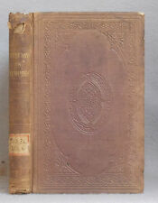 1858 THREE DAYS IN MEMPHIS by Max Uhlemann LIFE OF OLD EGYPTIANS ancient Egypt