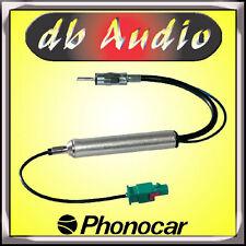 Phonocar 8/541 Cavo Adattatore Antenna Renault Clio Connettore Segnale Radio AM