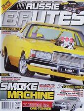 Aussie Brutes Magazine No 15 - 460RWHP Twin-Turbo VU SS