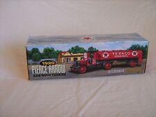 Ertl Texaco 1920 Pierce Arrow Cab & Tanker Trailer 1:34
