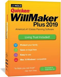 Quicken Willmaker Plus 2019 - Windows