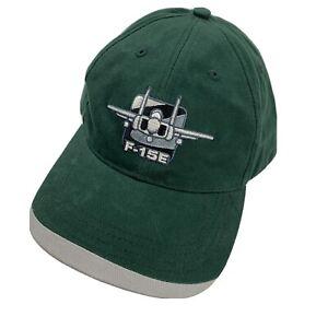 Boeing F-15E Fighter Jet Ball Cap Hat Adjustable Baseball