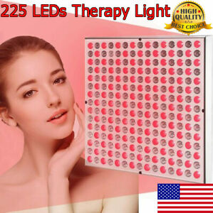 660nm 850nm Anti Aging Full Body 45W Red Near Infrared LED Therapy Light Panel
