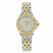 Gold Plated Case Women's RAYMOND WEIL Watches