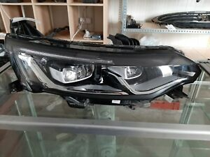 RENAULT Talisman Headlight 2015- 260100184R Full LED Front right