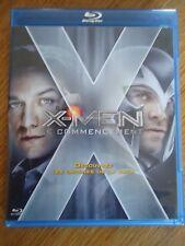 Blu-ray  ** X-Men : Le commencement ** James McAvoy Michael Fassbender comics