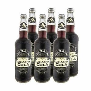 Fentimans Curiosity Cola, 6 x 750ml Bottles, UK Fast Free Delivery