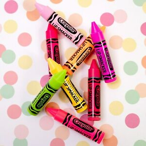Lip Smacker Lip Balm From CRAYOLA Collection - Free Shipping
