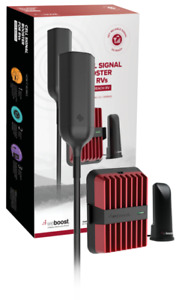 weBoost Drive Reach RV Cell Phone Signal Booster Kit (470354)