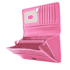 6ba743ad5d14 PINK Clutch Wallets for Women with RFID Blocking for sale | eBay