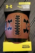Football Under Armour Ua Gripskin Football Official Size and Weight 395 Ages 14+