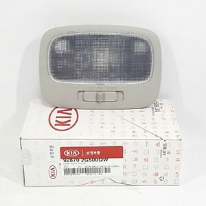 Genuine 928702G500QW Center Room Lamp Gray For KIA OPTIMA MAGENTIS 2009-2010
