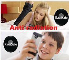 Quantum Escudo etiqueta engomada Anti radiación para los teléfonos móviles Energy Saver Radi seguro