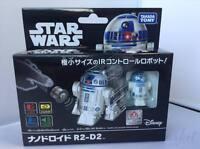 NEW Star Wars Nano Droid R2-D2 Remote Control Robot Toy Japan TAKARA TOMY F/S