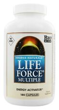 Source Naturals Life Force Multiple No Iron 180 Capsules