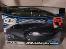 2008 Lamborghini Reventon Metal Model Kit #650016 Silver Series By Testors  md75