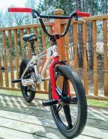 Schwinn Powermatic Original BMX Bike Mags Predator GT Dyno Freestyle Redline