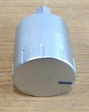 BOSCH HBN331E3B COOKER OVEN CONTROL KNOB IN SILVER GENUINE PART