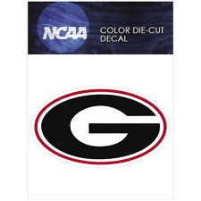 Georgia Bulldogs Logo NCAA Die Cut Vinyl Car Sticker Bumper Window