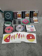 32 Cdg Lot Karaoke Classics Country Rock Oldies Pop Cd+G Music Set - 525 Songs